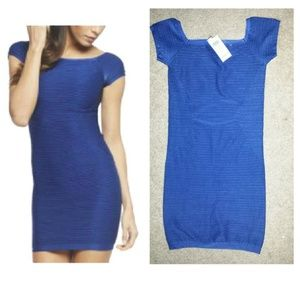 Arden B.  Blue Bodycon Night Out Dress Size: 2